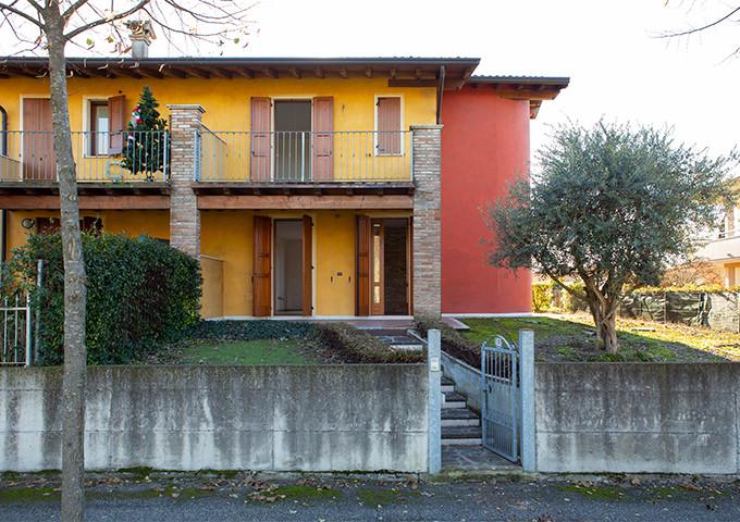 Vendita villetta a schiera | Casaloldo | via Solferino | Impresa edile Ballarini