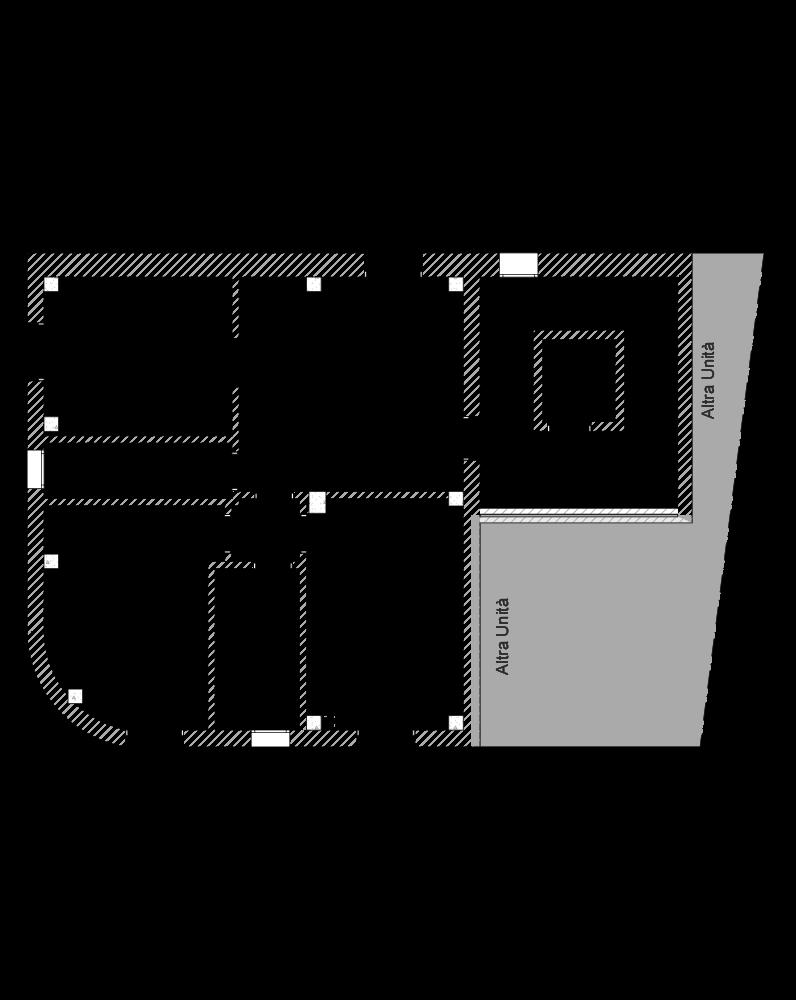 Piano Secondo, Appartamento 3