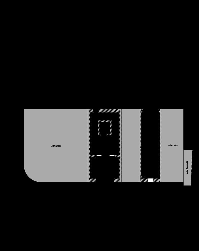 Piano terra, Garage E